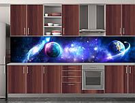Скіналі для кухні (ламінована наклейка) Кухонний фартух розмір 600*3000 мм. Код-10907