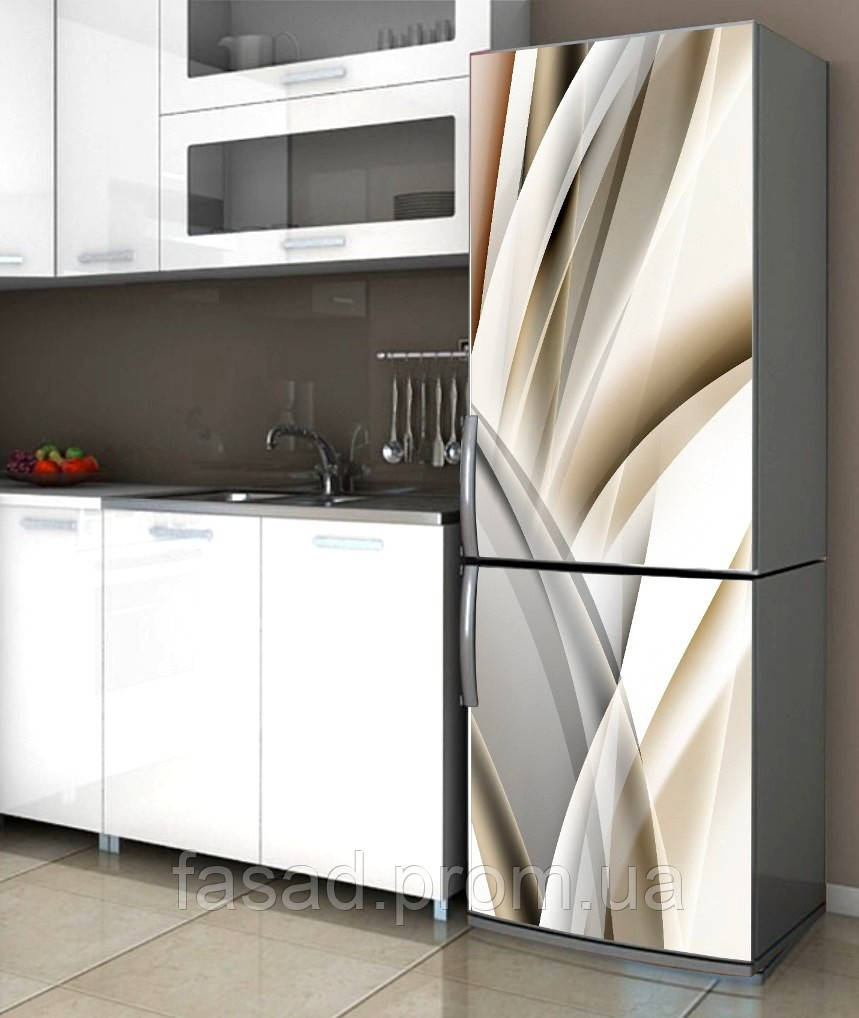 Наклейка на холодильник 600*2000 мм. Код-10959