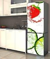 Наклейка на холодильник 600*2000 мм. Код-10960