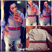 Женская куртка Gucci синтепон размер 42/44