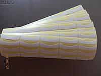 Наклейки желтые, фото 1