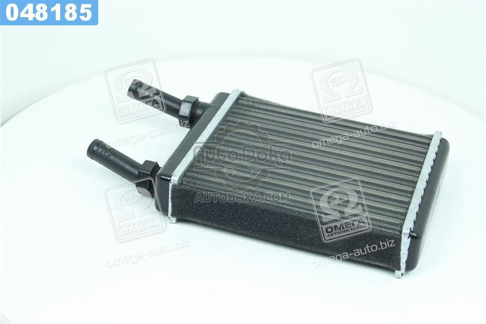 Радиатор отопителя ГАЗ 2410, 3102, 3110 (патрубок d 18) (Дорожная Карта)  3110-8101060