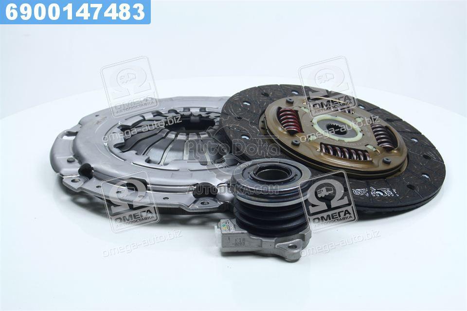Сцепление GM ДЕО LACETTI 1.4, 1.6 04-(производство  VALEO PHC)  DWK-045