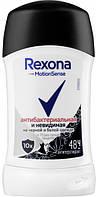 """Дезодорант-стік Rexona """"Невидимий антибактеріальний"""" (50мл.)"""