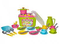 Детский кухонный набор 9 ТМ Технок 3596