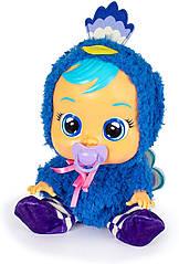 Кукла пупс плакса Венди павлинчик дракончик MC Toys Cry Babies Wandy