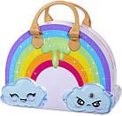 Радужная Сумка с сюрпризами набор для создания слайма Радуга Poopsie Rainbow Slime, фото 6