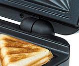 Тостер Breville Deep Fill зі змінними пластинами, з антипригарним покриттям, нержавіюча сталь, фото 2