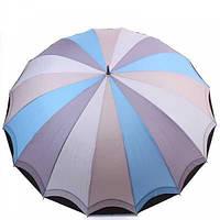 Зонт-трость Три Слона Зонт-трость женский  полуавтомат ТРИ СЛОНА RE-E-1110, фото 1