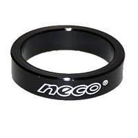 "Проставочное кольцо Al 1-1/8"" 5mm NECO (ED)"