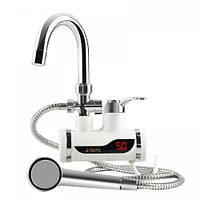 Проточный водонагреватель (нижнее подключение)