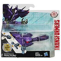 Фракшер Роботы под прикрытием - Fracture, Rid, 1-Step, Hasbro - 207682