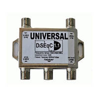 Переключатель DiSEqC 1.1 4x1 Universal SKL31-150761