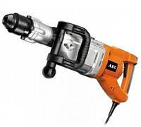 Отбойный молоток AEG PM10E 1600Вт, 975-1950уд/мин, удар 27Дж, 11кг, SDS-Max MTG