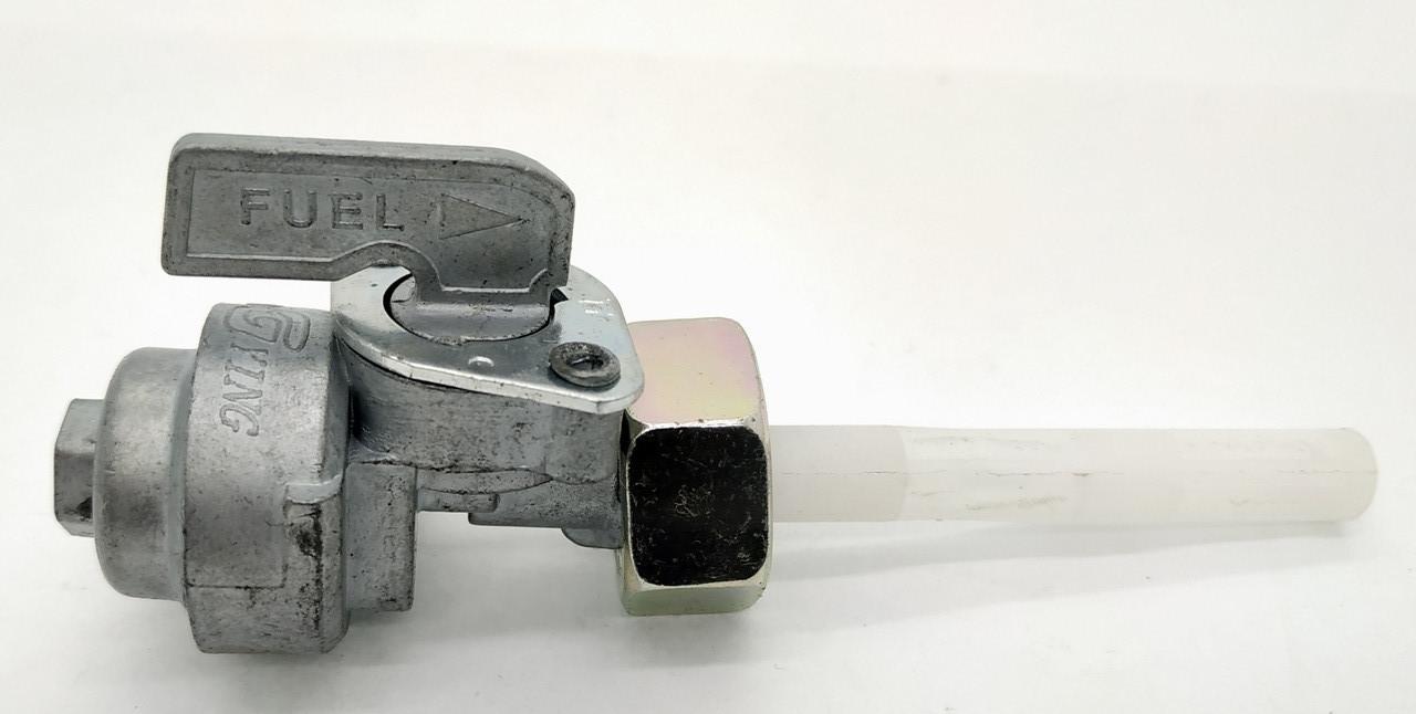 Краник бензиновый под гайку для генераторов 2 кВт - 3,5 кВт