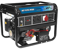 Трехфазный генератор AGT 8203 MSB 2,8/7 кВа, Mitsubishi GM401PE, 9,6 кВт/13 к.с. MTG