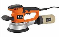 Эксцентриковая шлифовальная машинка AEG EX150ES MTG
