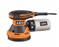 Эксцентриковая шлифовальная машинка AEG EХ125ES MTG