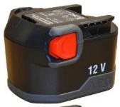 Аккумулятор AEG B1214R 12В для BS12G-NC MTG