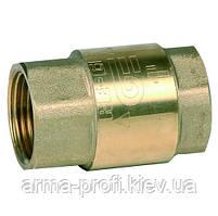 Зворотний пружинний клапан Ду 25 Genebre 3121