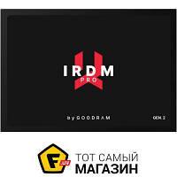 SSD Goodram IRP-SSDPR-S25C-256 (IRP-SSDPR-S25C-256) 2.5 SATA III (6.0 Гб/с) - купить в F.ua