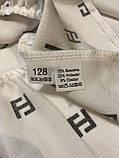 Блуза нарядная 128-134, фото 3