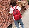 Стильные тканевые рюкзаки с цепочкой Beware, фото 5