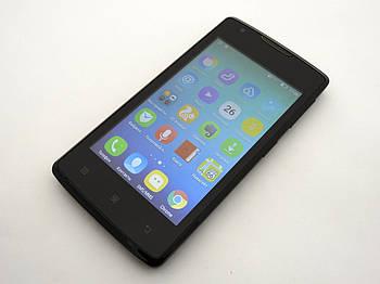 Lenovo A1000 Black Б.У. смартфон (PA1R0024UA) Гарантия (без крышки батареи)