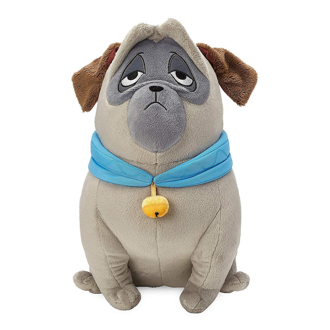 Disney мягкая игрушка мопс Перси 33см - Покахонтас