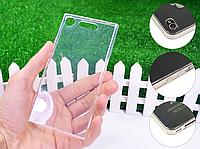 Ультратонкий 0,3мм силиконовый чехол для Sony Xperia XZ1, фото 1