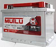Аккумулятор Mutlu 60Ah, SAE 600, R, SFB Series3 (Мутлу Turkey) автомобильный Работаем с НДС