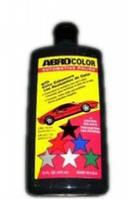 Abro Полироль цветообогащенный черный AB-301 BL 473мл