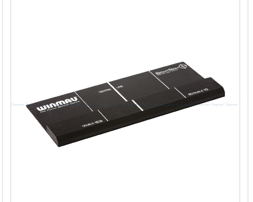 Дартс отметка-линия для броска рельефная из МДФ (крепится на пол) Winmau