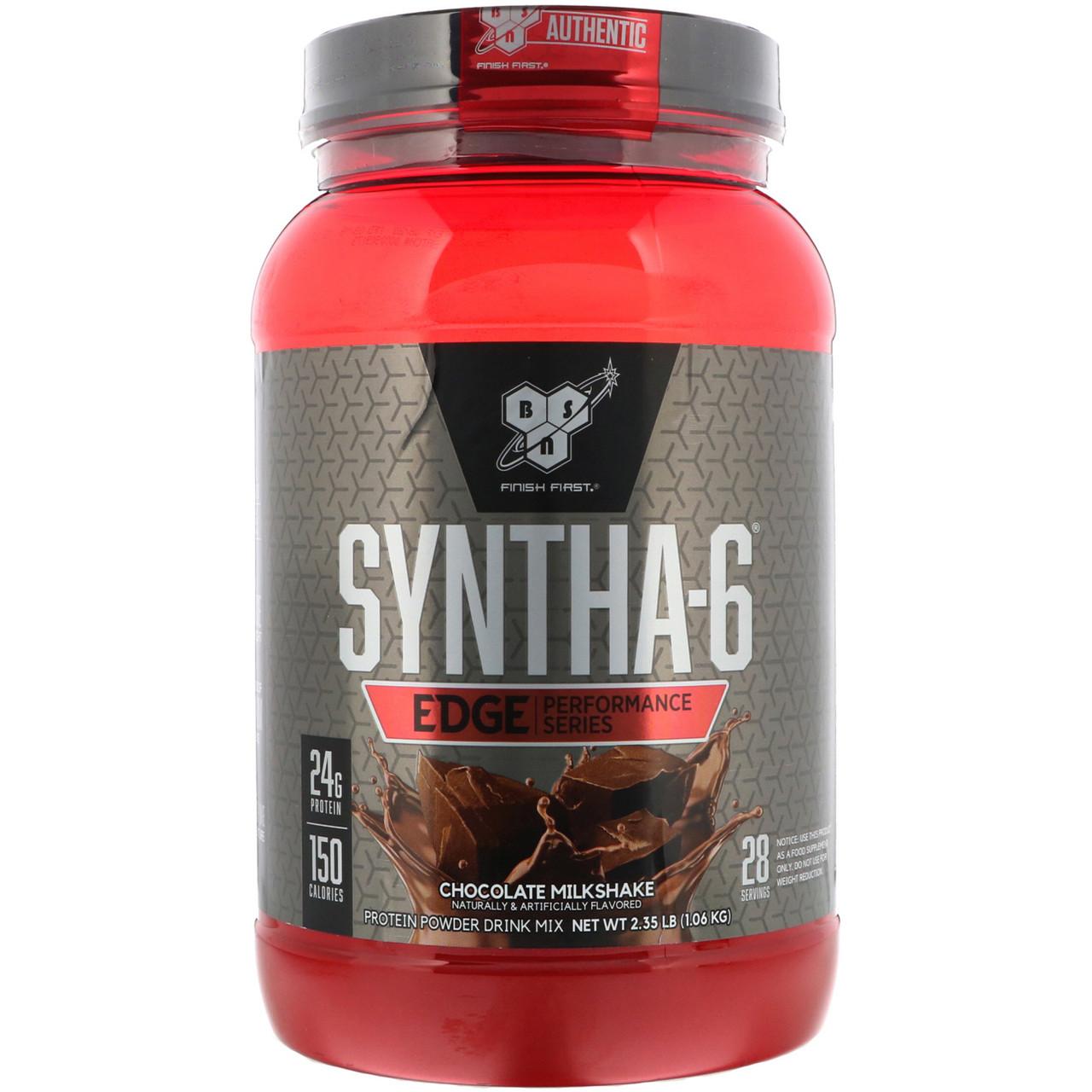Протеин Протеин BSN Syntha-6 Edge (1000 г)
