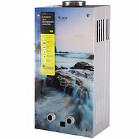 Газовая колонка Thermo Alliance JSD20-10F2 10 л стекло (море)