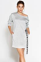 Женское короткое платье из люрекса (Эстер jd), фото 3