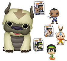 Funko Pop Фанко Поп Аватар: Легенда об Аанге Avatar: The Last Airbender