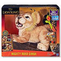 Интерактивная игрушка FurReal Король лев Симба Hasbro Lion King Simba Дисней E5679 оригинал