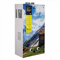 Газовая колонка Thermo Alliance JSD20-10F2 10 л стекло (горы)