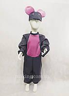 Карнавальный костюм Мышки для мальчика