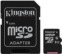 Карта памяти MicroSD с адаптером 128GB