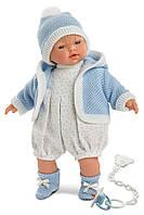 Кукла плачущая говорящая Roberto Llorens 33 см