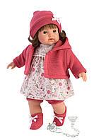 Кукла плачущая говорящая Aysel Llorens 33 см