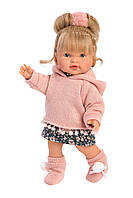 Кукла Valeria Европейка Llorens 28 см