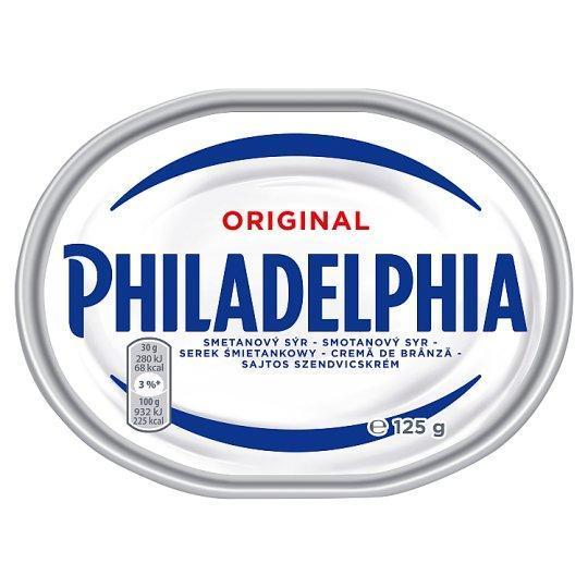 """Крем-сыр """"Филадельфия"""", 125 г"""