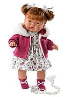 Кукла плачущая говорящая Kate Llorens 38 см