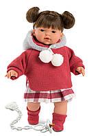 Кукла плачущая говорящая Tatiana Llorens 33 см