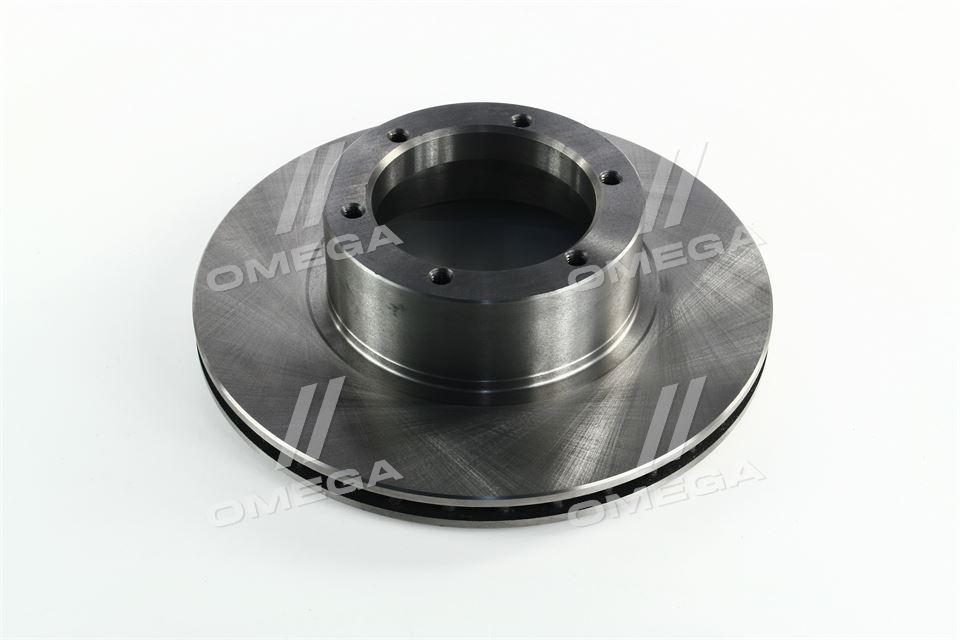 Диск тормозной ГАЗ 3302 передний d=104мм (RIDER)