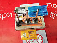 Впускной клапан (к-т 4 шт) на Renault Fluence 1.5dCi K9K (Original 132011980R), фото 1