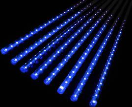 Гирлянда Сосульки LVD 50 см Хрусталь синий (8шт)